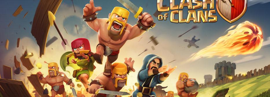 clash clans head