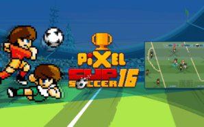 Recensione Pixel Cup Soccer 16 – Il calcio per i…