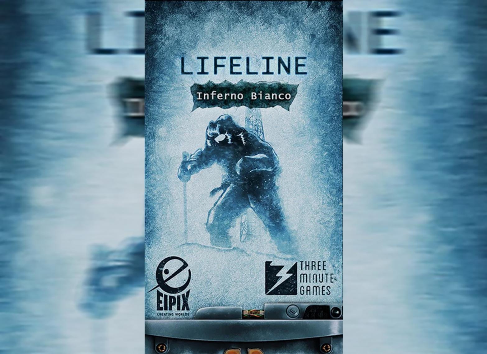 Lifeline: Inferno Bianco – Il destino di un uomo è nelle nostre mani