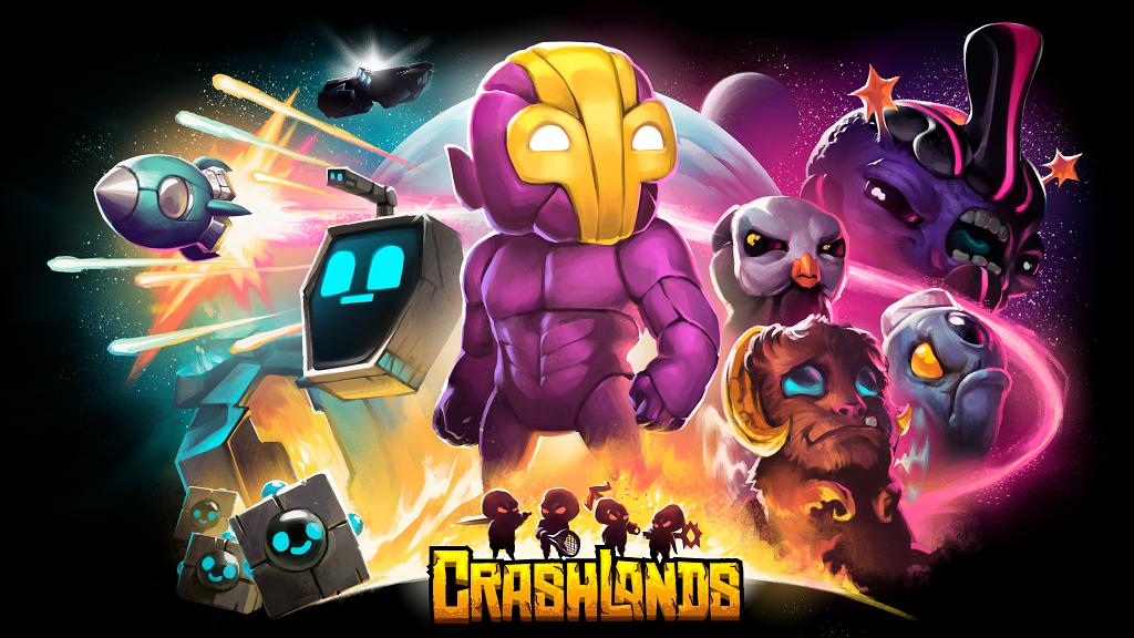 """Crashlands – Un """"videogioco vero"""" per dispositivi mobile"""