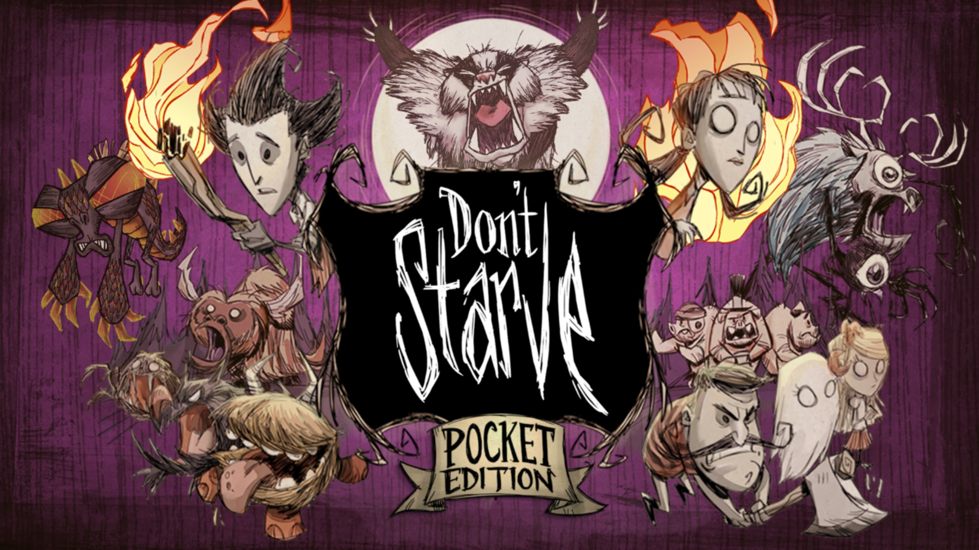 Don't Starve Pocket Edition – Un ottimo porting di un vero survival-sandbox