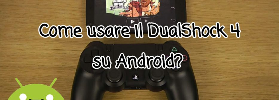 Dualshock4 Android Head