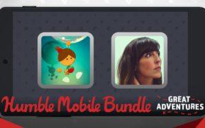 Tanta avventura nel nuovo Humble Mobile Bundle
