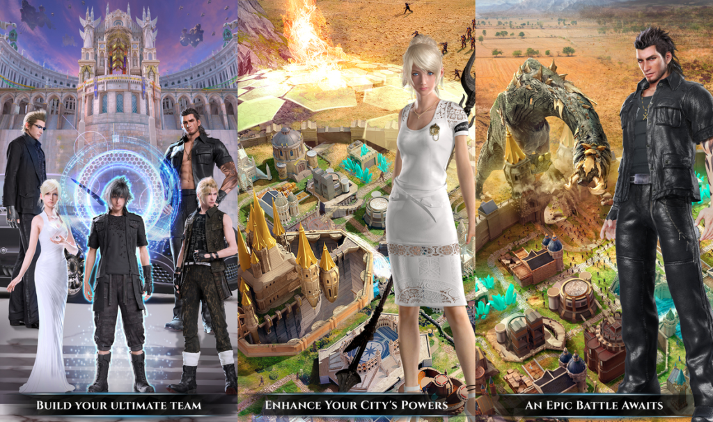 Final Fantasy XVEmpire