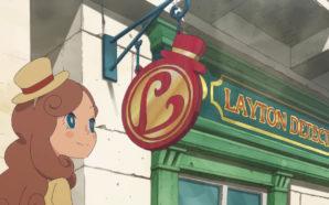 Layton's Mystery Journey uscirà il 20 luglio
