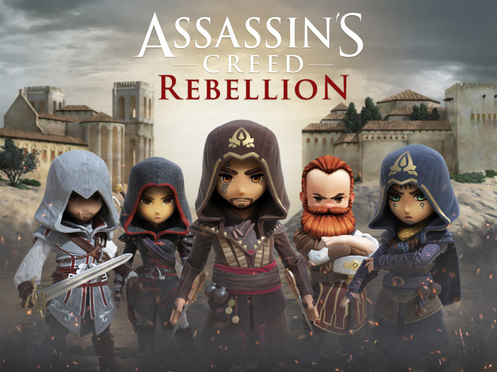 Ubisoft annuncia Assassin's Creed Rebellion