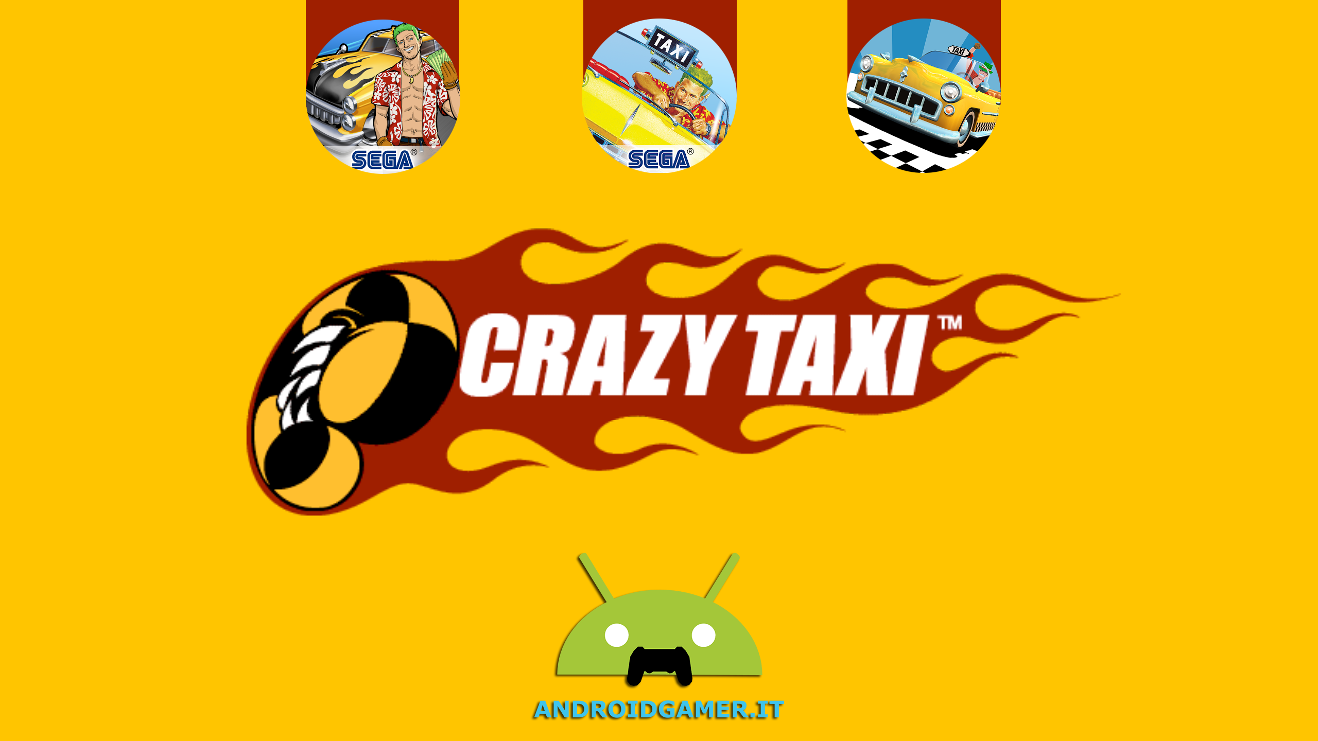 crazytaxis