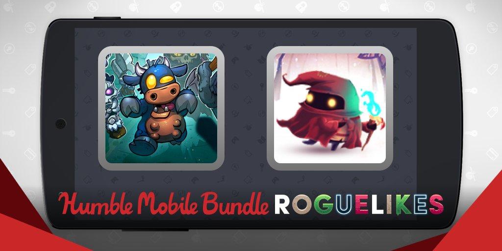 Il nuovo Humble Mobile Bundle è dedicato ai roguelike