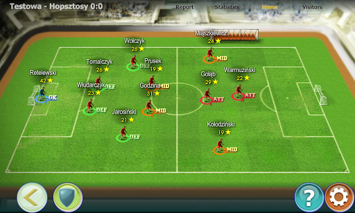 Football Manager Android: un'esperienza manageriale nel calcio