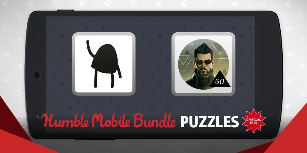 Tanti puzzle game di successo nel nuovo Humble Mobile Bundle
