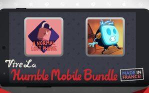 Il nuovo Humble Mobile Bundle è completamente francese