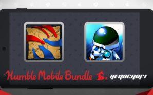 Un Humble Mobile Bundle dedicato ai titoli HeroCraft