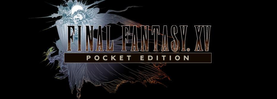 FFXV_Pocket_Edition_Logo