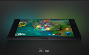 "Razer Phone è il primo smartphone ""For Gamers. By Gamers."""