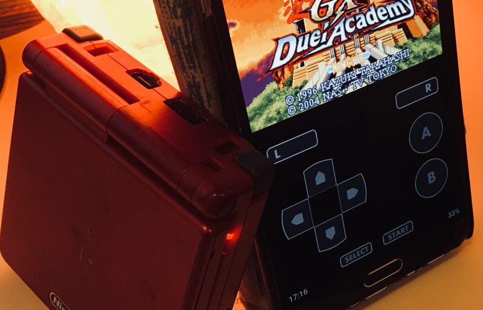 gioco emulatore gba